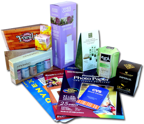 Customized Packaging Solutions